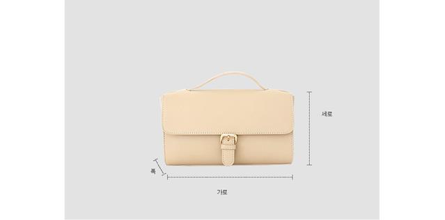 Shibuen dot & cross bag