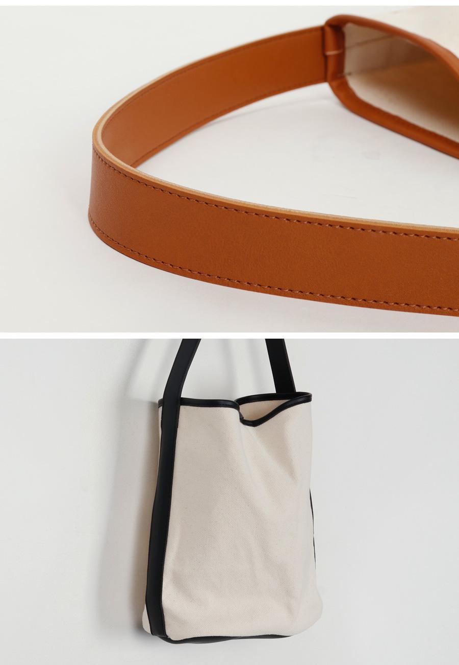 Durable cotton bag_H (size : one)