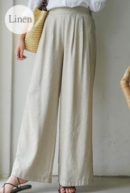 Sewon Tong Linen Pants