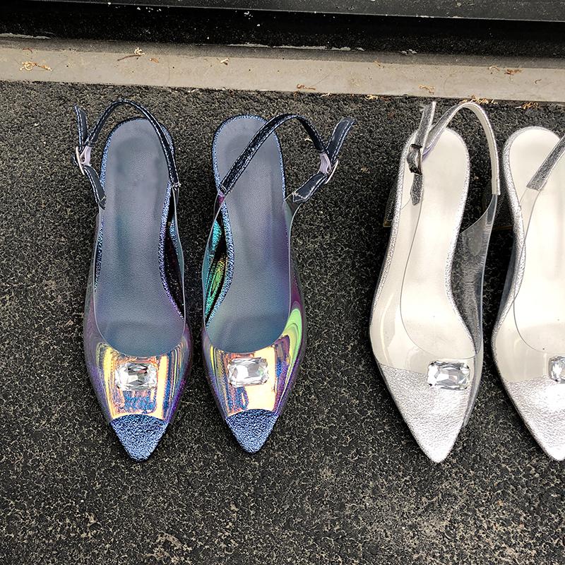 Aurora Cubic PVC Shoes