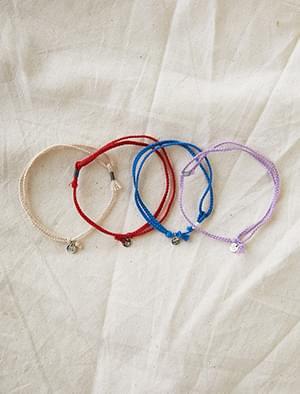 mini pendant bracelet