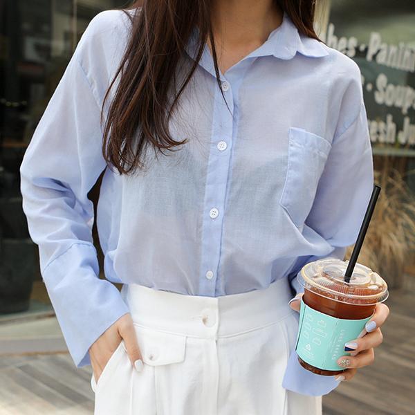 Light Summer Color Shirt