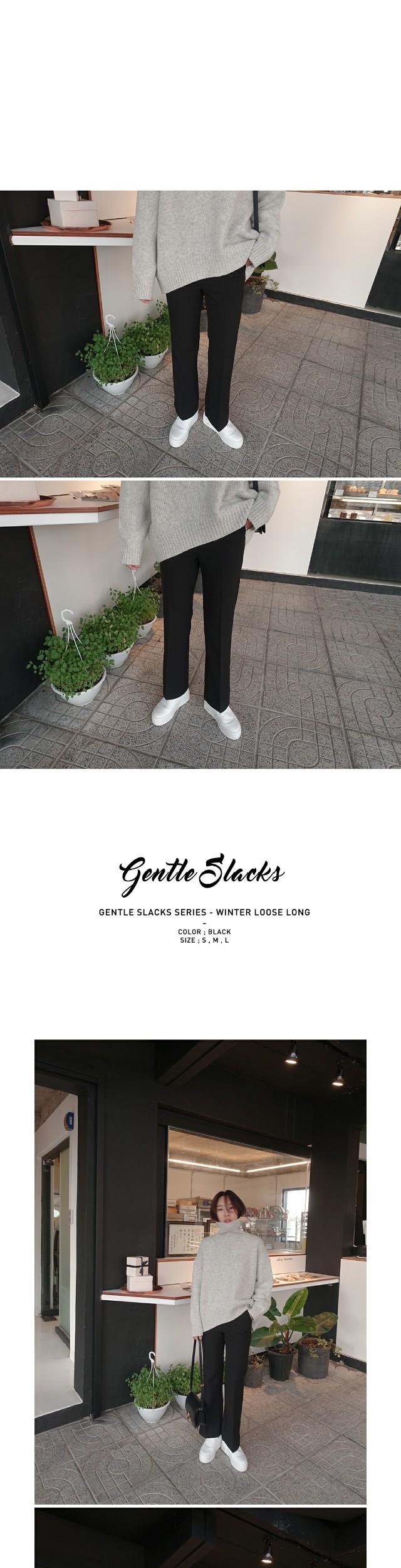 Gentle-Slacks