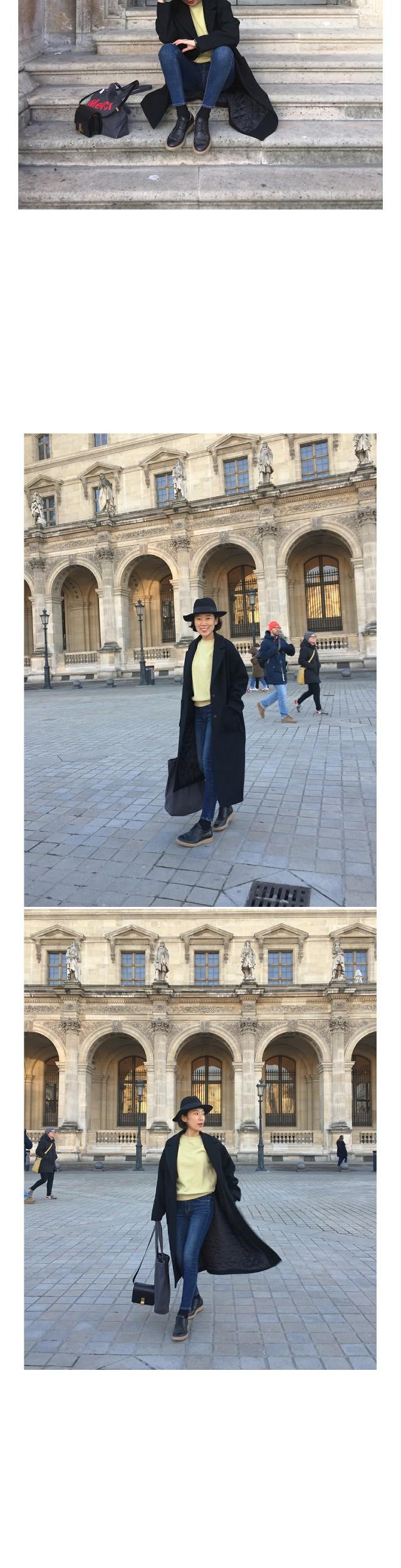 Parisien.WEEK-skinny pants