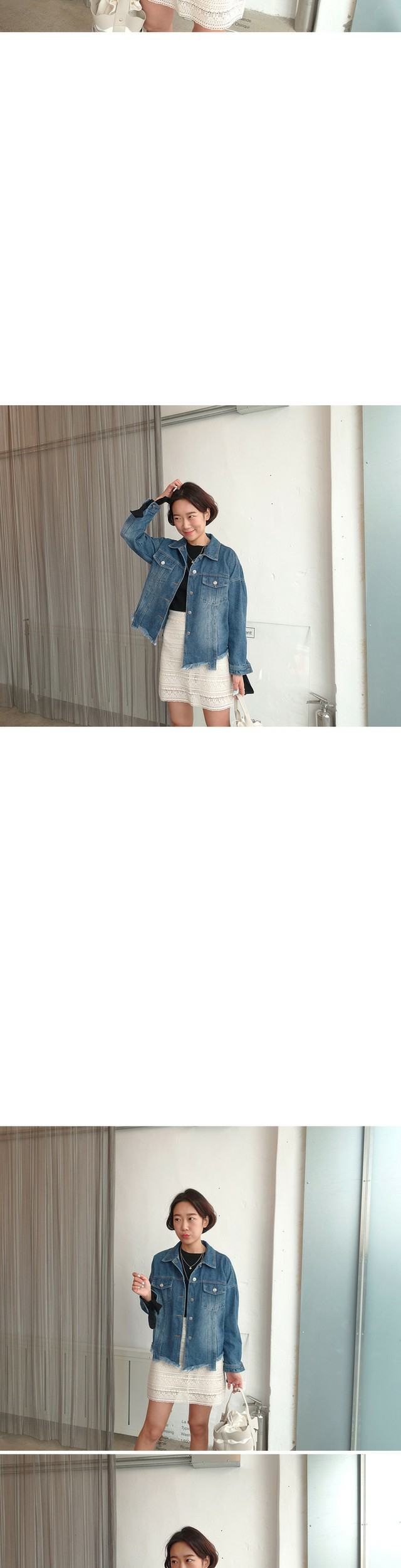 Irene-lace skirt [size: S, M / 2color]