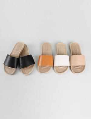 flat cover slippers