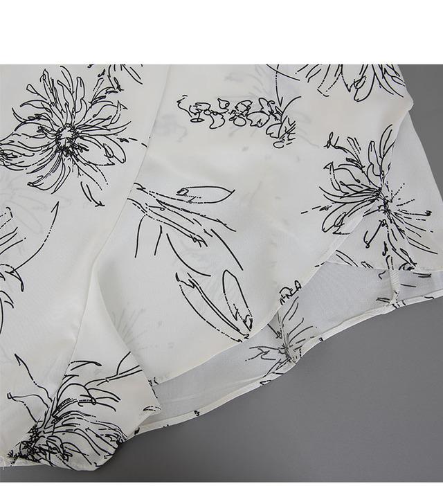 Dessin-Midi skirt