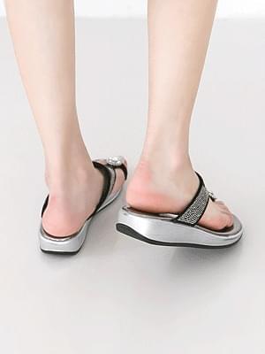 韓國空運 - Neff Slippers 3cm 涼鞋