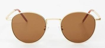 gold browny sunglass
