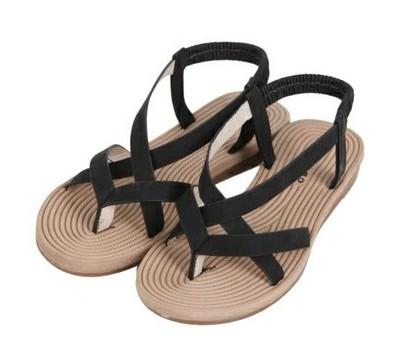 Back bending sandals