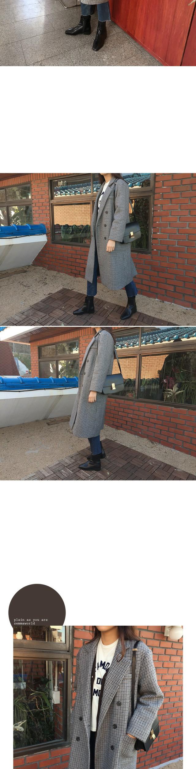 Gunclub - Wool coat [size: 44 ~ 66 / 1color]