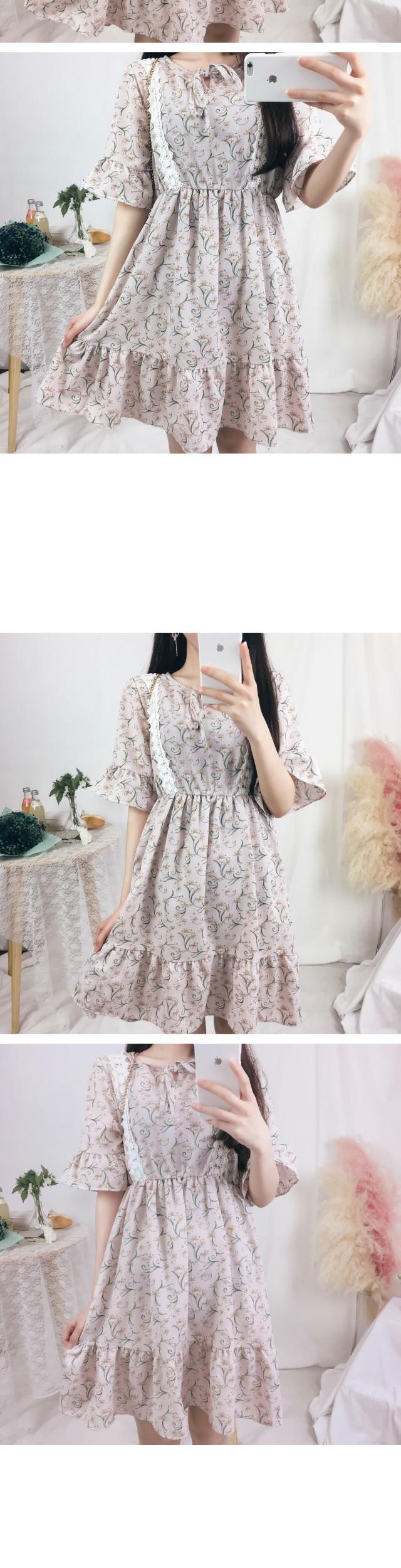 Vinegar Lace Dress (ops812)