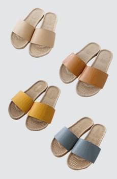 Base-Fluffy Slippers
