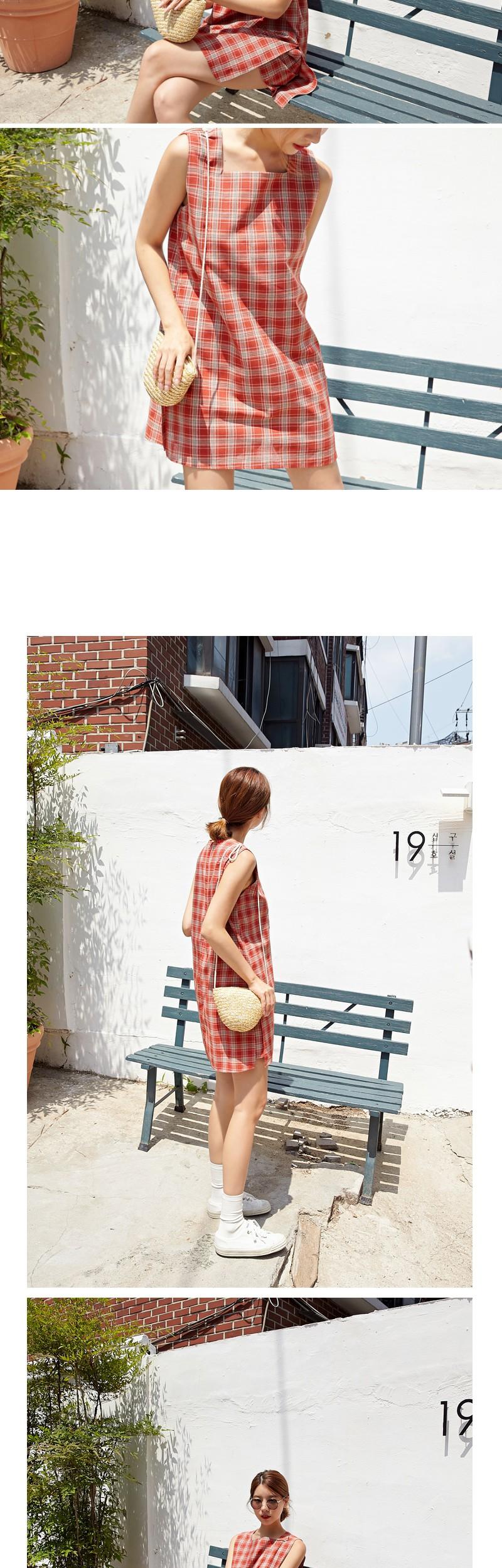 Mini clam straw bag_K (size : one)