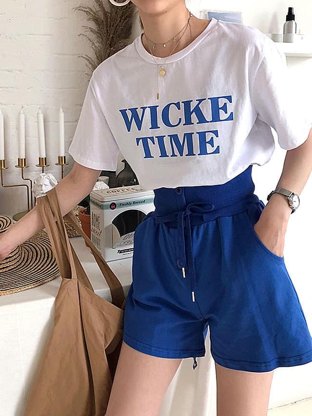 WICKE TIME summer set