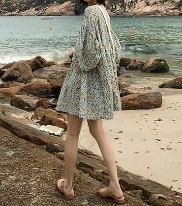 Delrin Flower Dress