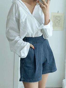 Rien bending shorts