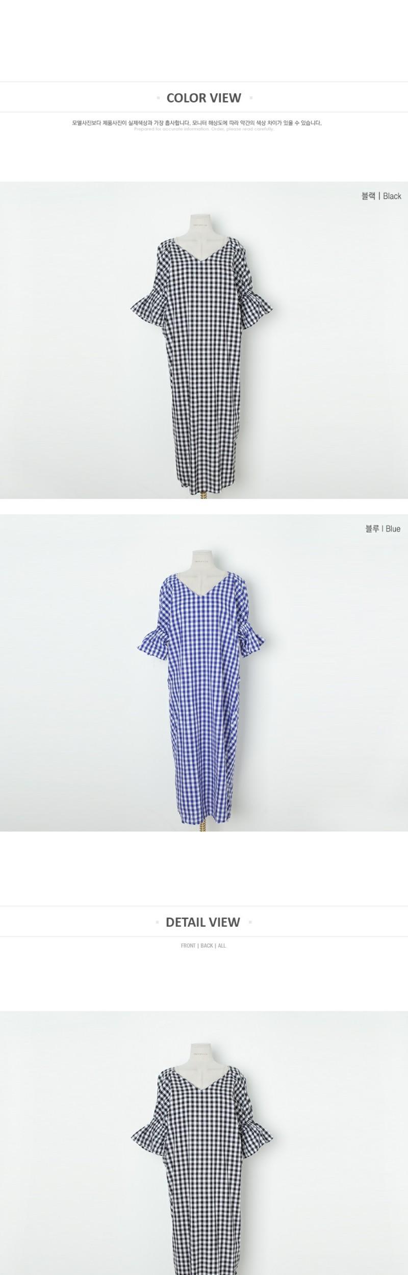 Check Love Dress