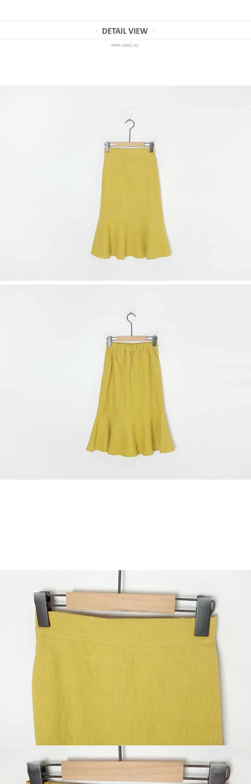 Daily skirts