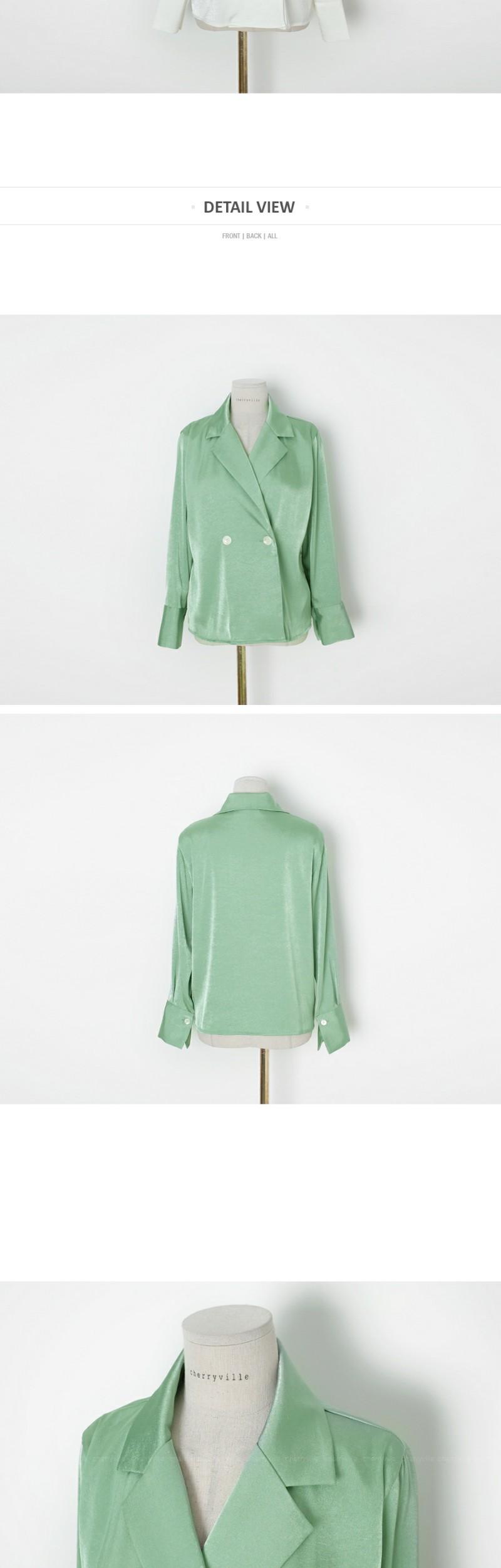 Unique color blouse