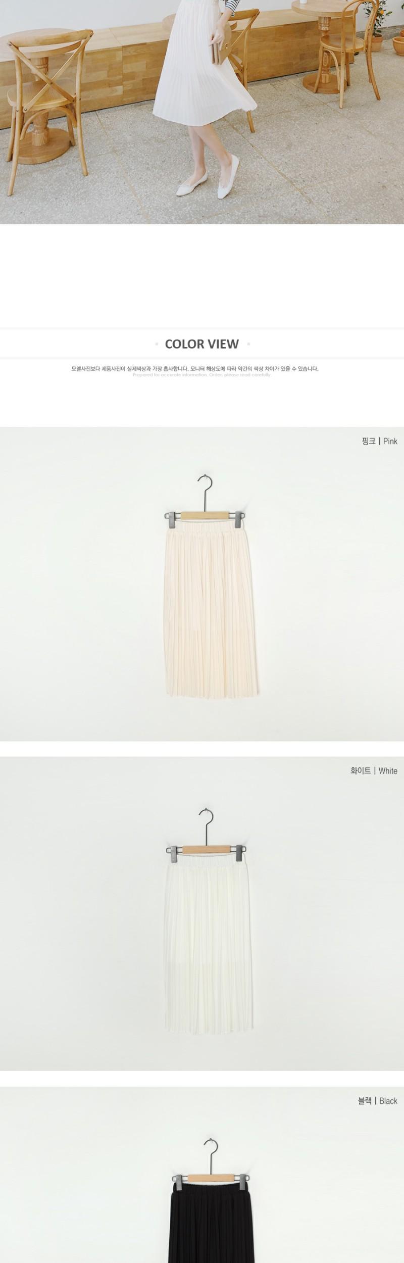 Darling pleated skirt