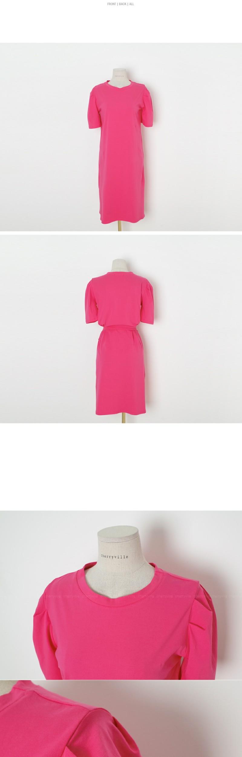 Shoulder Enchanted Dress