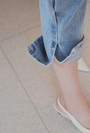 Cool denim pants