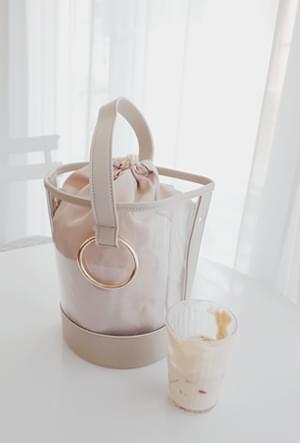 Cylindrical ring bag