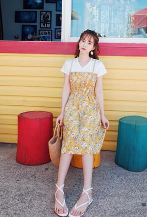 One-Piece Pretty Pretty Dress + Tea Set