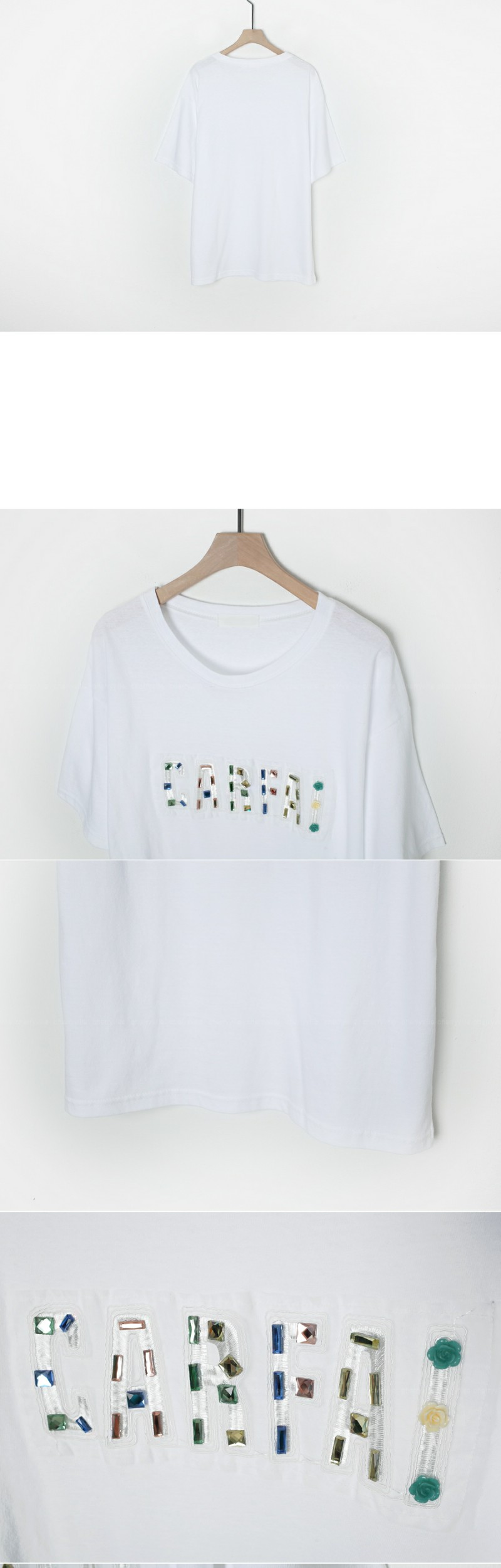 Cubic this pretty tee