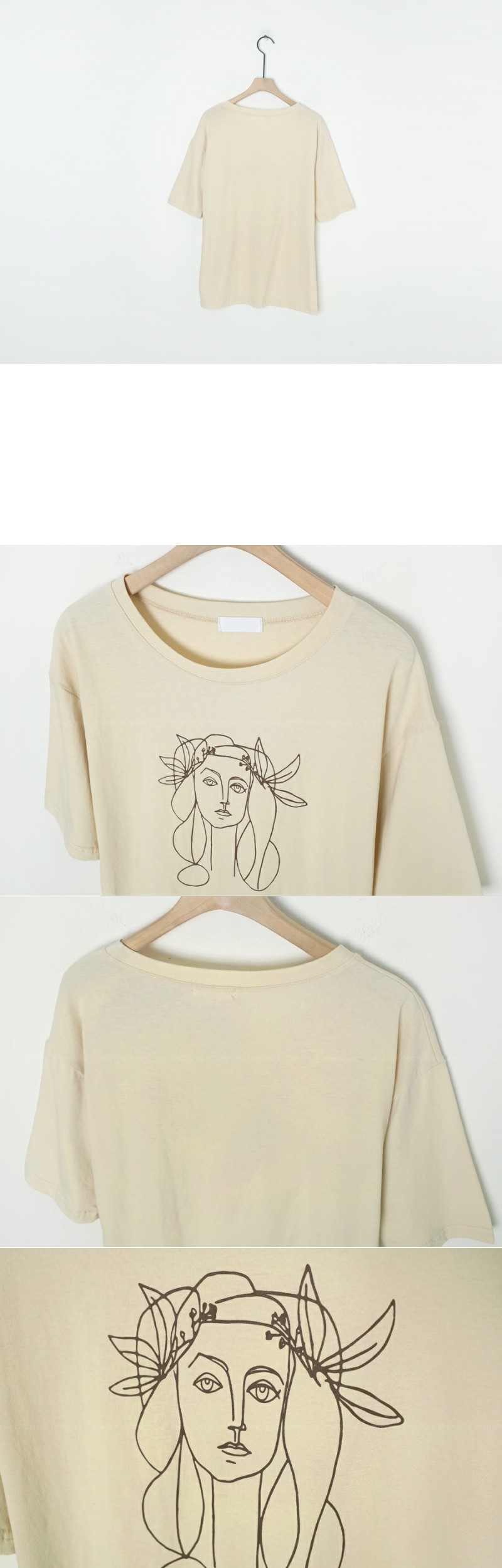 Drawing point tee