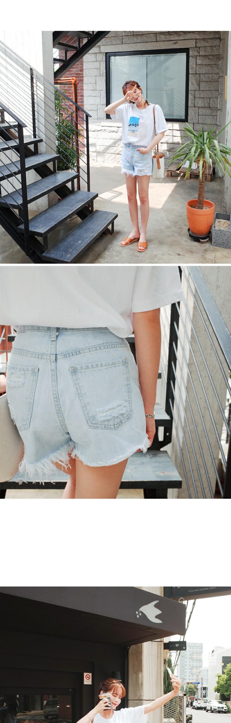 Cool feeling pants