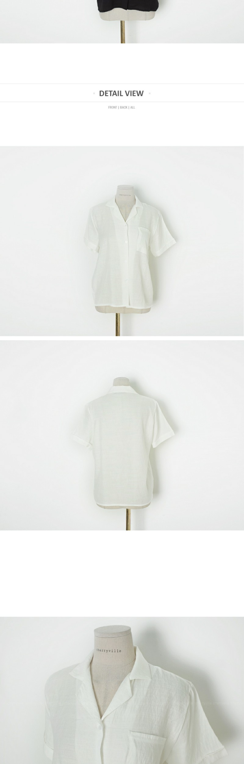 Shirtless shirts