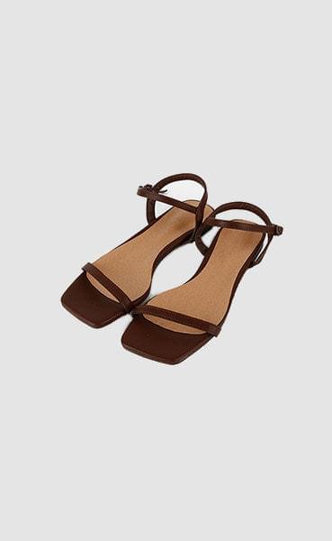 stan sandal (5colors)