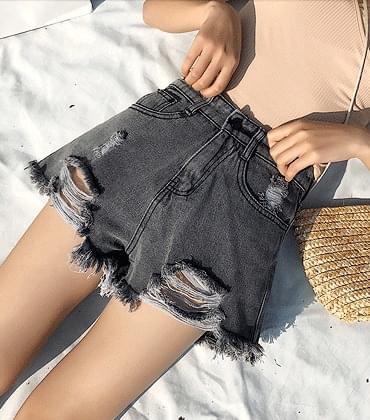 Sunny Damage Short Pants