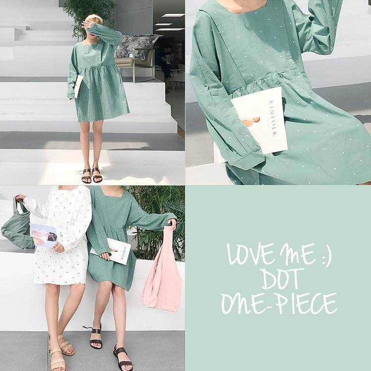 Love Me Dot Dress