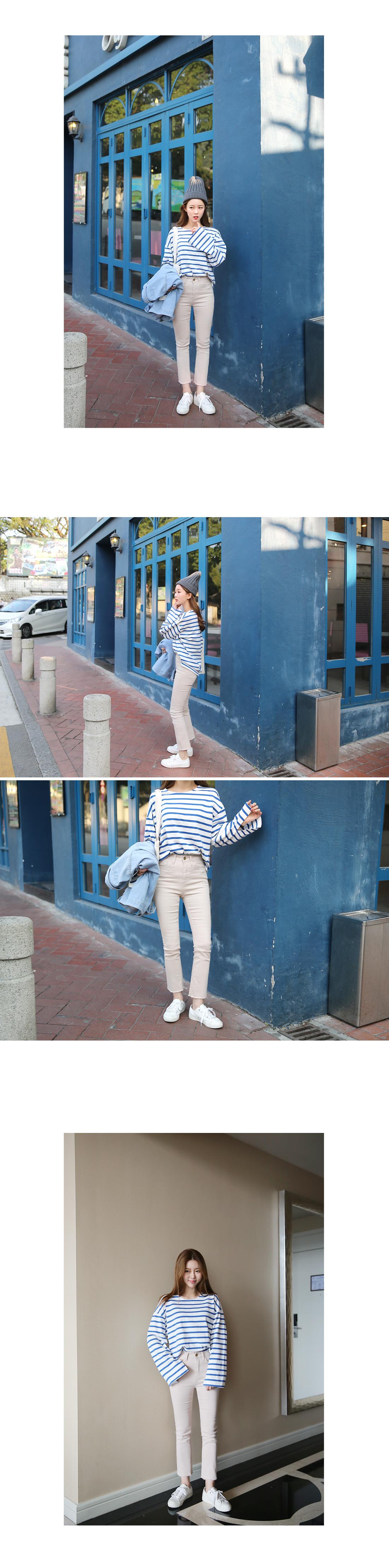 Bani slim date pants - White M ships same day