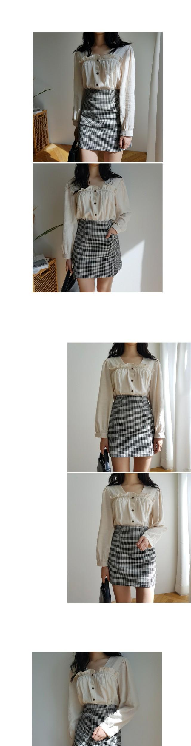 Tanbishirring blouse