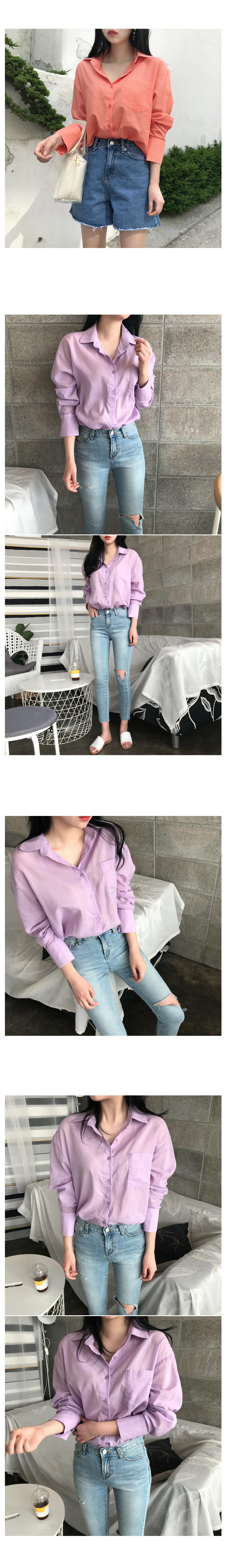 Milo Summer Cotton Shirt