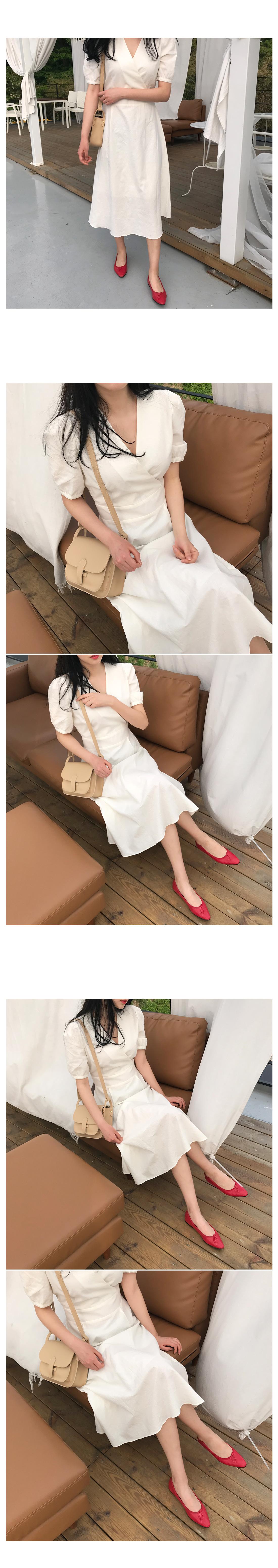 Juliet linen long dress