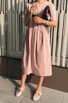Self-made / Airplane-Pocket Dress