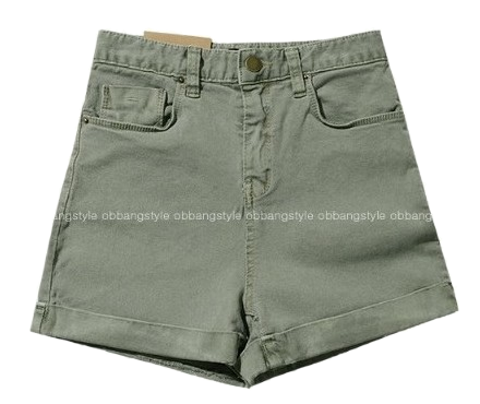 Waikiki cotton shorts