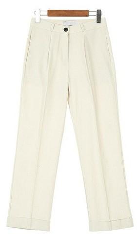 Modern mood linen pants
