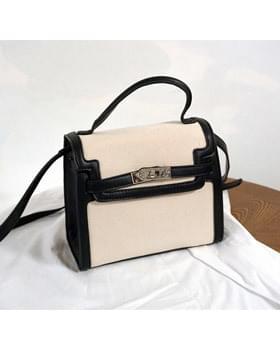 Square Belt Tote Bag Cross Bag