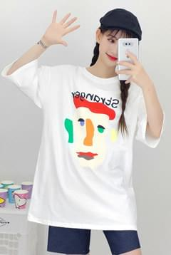Sleepy Wanko short sleeve T