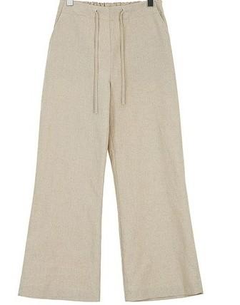 SIZE BANDING Linen Pants