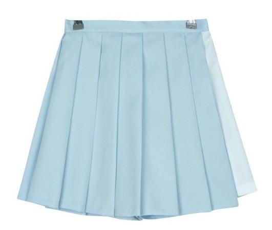 Tennis skirt idle