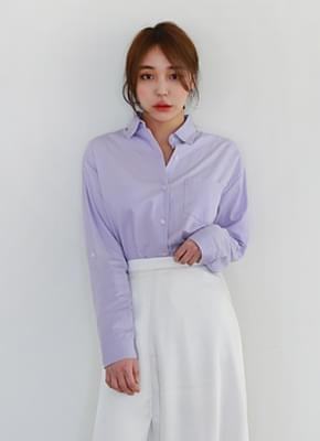 파스텔 셔츠 (7colors)