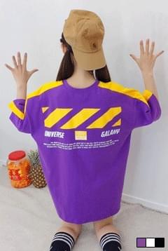 韓國空運 - Uni-Jung Box Short Sleeve T ♥ Unisex ♥ 短袖上衣