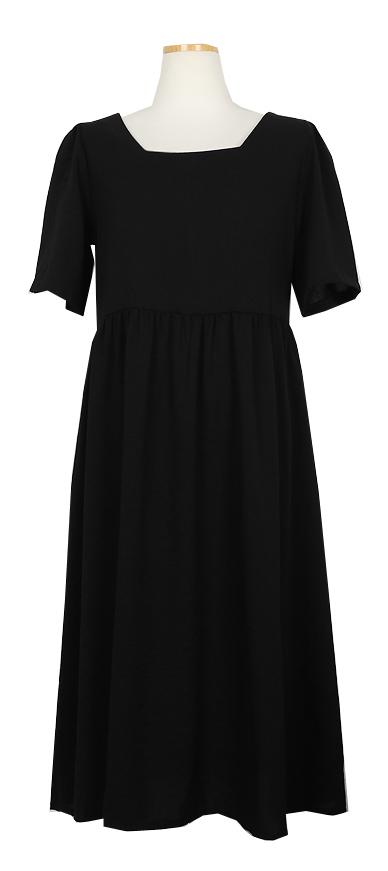 Floody Square Dress